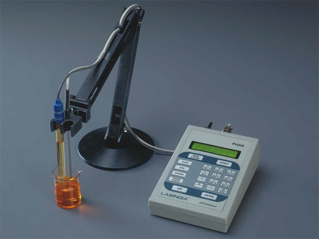 Building A Conductivity Meter : Ph conductivity meter biokrom